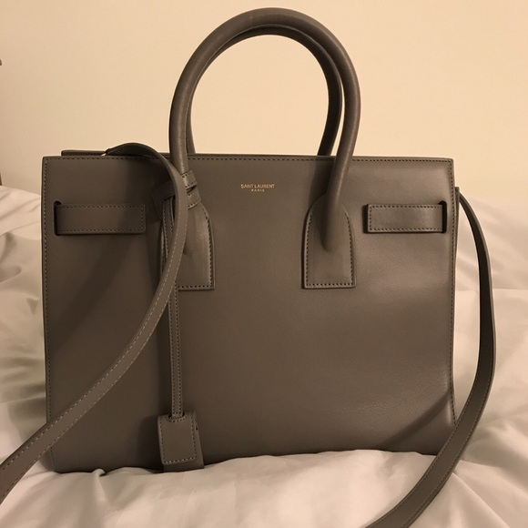 9d79f66ba2 Authentic Saint Laurent Classic Sac de Jour